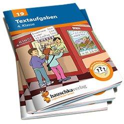 19 Textaufgaben 4. Klasse