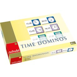 Time Dominos Serie B, 6-9 Jahre