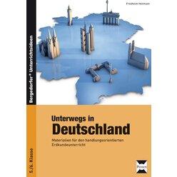 Unterwegs in Deutschland, Materialsammlung, 5.-6. Klasse