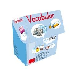 Vocabular Wortschatz-Bilder - Schule, Medien, 3-99 Jahre