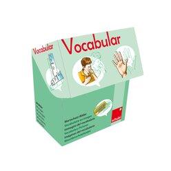 Vocabular Wortschatz-Bilder - Körper, Körperpflege, Gesundheit, Bilderbox, 3-99 Jahre