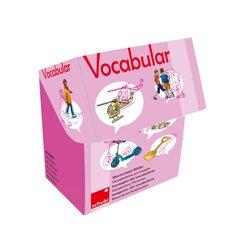 Vocabular Wortschatz-Bilder - Spielzeug, Sport, Freizeit, 3-99 Jahre
