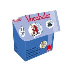 Vocabular Wortschatz-Bilder - Kalender, Zeit, Wetter, Bilderbox, 3-99 Jahre