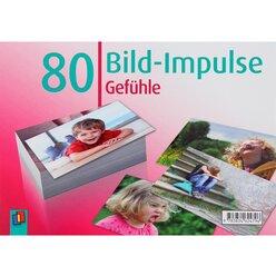 80 Bild-Impulse: Gefühle, Fotobox, 1.-4. Klasse