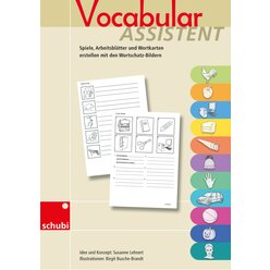 Vocabular ASSISTENT CD-ROM, Themenboxen 1-11, 3-99 Jahre
