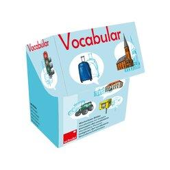 Vocabular Wortschatz-Bilder - Fahrzeuge, Verkehr, Gebäude, Bilderbox, 3-99 Jahre