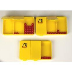 Zahlenzerlegungsbox mit 20 Kugeln