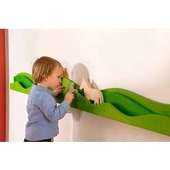 Wandleiste für Spielfiguren