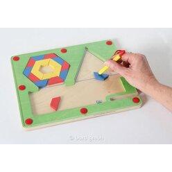 Magnetspiel mit 1 Stift