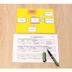 Satzgliedtrainer, Lernmaterial, ab 3. Klasse