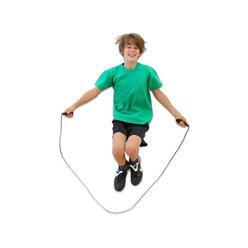 Rope-Skipping-Seil, blau, 2,43 m