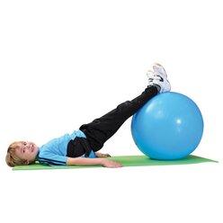 Gymnastikmatte mit Ösen