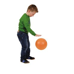 Gymnic Softplay Basketball 24 cm, 350 gr, orange