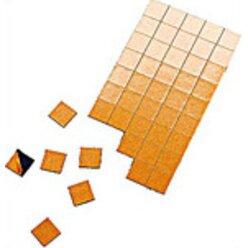 Selbstklebende Magnet-Takkis 1x1 cm 100 Stück