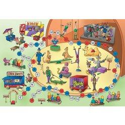 Lautspiel zu K und G: Zirkus Konfetti, 4-9 Jahre