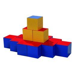 Set Nikitin Uniwürfel N2 + Bausteine N4