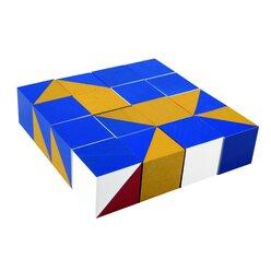 Set Nikitin Musterwürfel N1 + Rastervorlagen