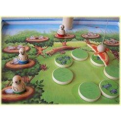 Buteo, der Mäusebussard, Magnetspiel