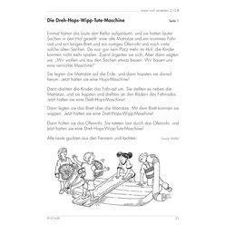 Lesen und verstehen, Aufgaben für das Leseverstehen B, 2.-3. Klasse