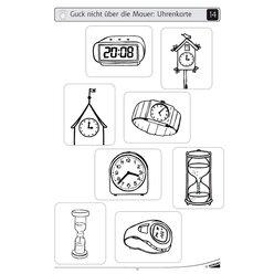 Werkstatt Mathematik -  Zeit einteilen und messen, 6-8 Jahre