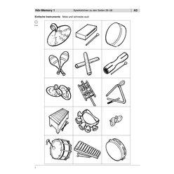 Praxisbuch Musikalische Früherziehung in Vorschule, 4-6 Jahre