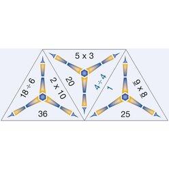 SCHUBITRIX Mathe - Multiplikation Division bis 100, Lernspiel, 1.-2. Klasse