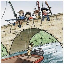 Lea, Lars und Dodo - Die Abenteuer eines kecken Dreigespanns, 1.-4. Klasse