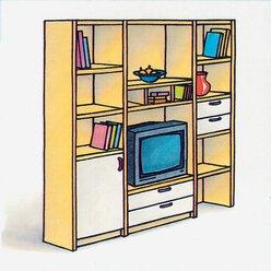 VOCABULAR KOMBIPAKET Bilderbox mit Kopiervorlagen, 4-9 Jahre
