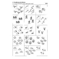 Sätze bauen 1,  Kopiervorlagenmappe, 4-11 Jahre