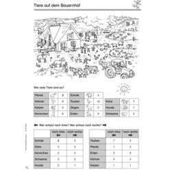 Wimmelbildrechnen 1, 1.-2. Klasse