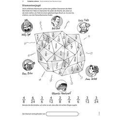 Die Welt der Brüche entdecken, 8-12 Jahre