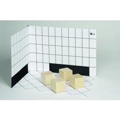 Schattenbauspiel Diagonal