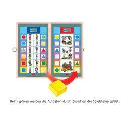 Flocards Kindergarten Set 9, Kartensatz, ab 3 Jahre