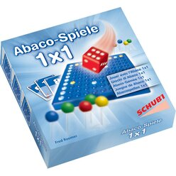 ABACO Spiele - 1x1 MIT Abaco, 6-9 Jahre
