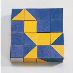 Set Nikitin Musterwürfel N1 + Werkstatt Arbeitsheft