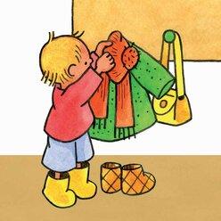 Pepi im Kindergarten - Bilderbox, 2-7 Jahre