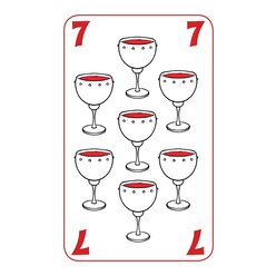 Misthaufen Ritter-Rechenkarten, ab 6 Jahre