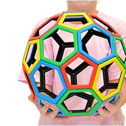 Magnetic Polydron C60-Molekül-Set 32 Teile