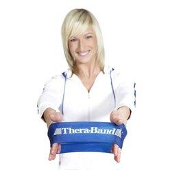 Thera-Band® Loop rot/mittel stark 20,5cm