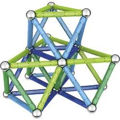 GEOMAG Color 91-tlg., Konstruktionssystem mit Magnetkraft, ab 3 Jahre