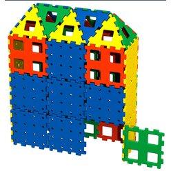 XL Polydron Set 3, 36 Teile