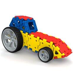 Giant Polydron Vehicle Builder Set, 32 Teile