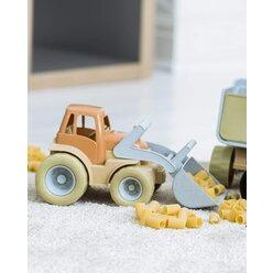 dantoy® BIOplastic Traktor, ab 2 Jahre