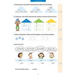 82 Tests in Mathe - Lernzielkontrollen 2. Klasse