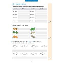 282 Tests in Deutsch - Lernzielkontrollen 2. Klasse