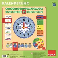 Goula Kalenderuhr (D51309)