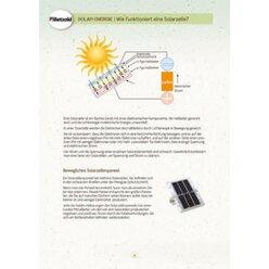 XXL-Solarenergie-Lernbaukasten