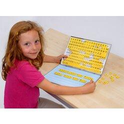 Lese-Magnetbox ohne Aufgabenkarten