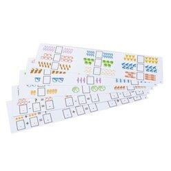 Rechenmagnetbox Aufgabenkarten Set 1, 5-9 Jahre