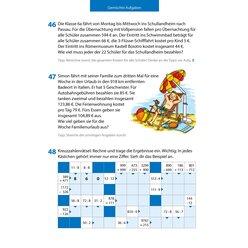 60 Textaufgaben Mittel-/Hauptschule 5. Klasse